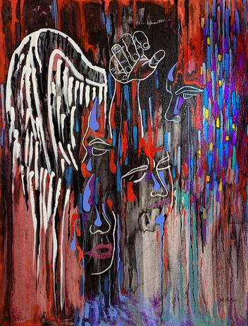 Angels by Joel Chalen