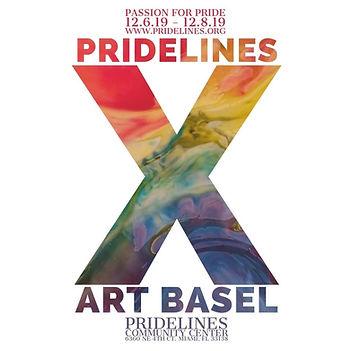 PRIDELINES ART BASEL | Joel Chalen