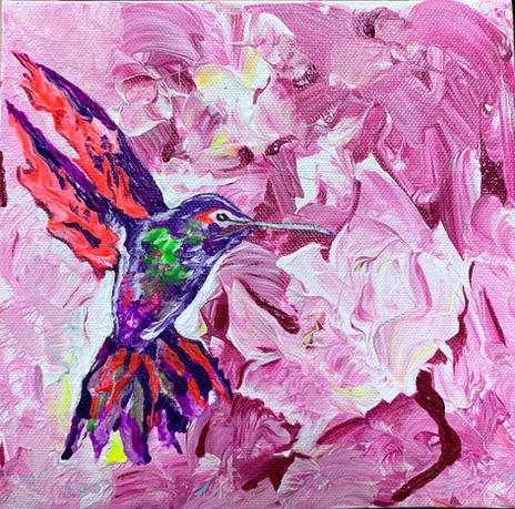 Hammingbird 5 by Joel Chalen