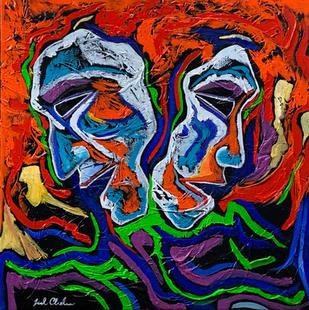 Still Together by Joel Chalen (SOLD)