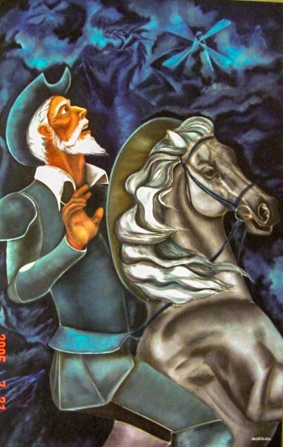 Brave man 1, 2004