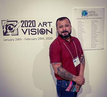 2020 Art Vision | Joel Chalen