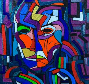 Clown by Joel Chalen