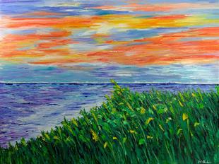 Eternal sunset of dreams by Joel Chalen