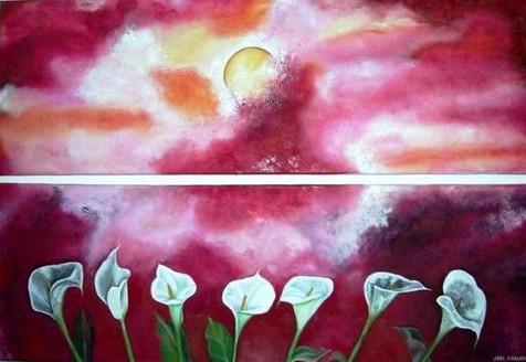 Hidden beauty revealed at dawn, 2010 by Joel Chalen