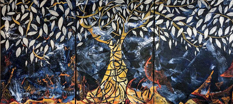 Tree of the life, 2014 by Joel Chalen