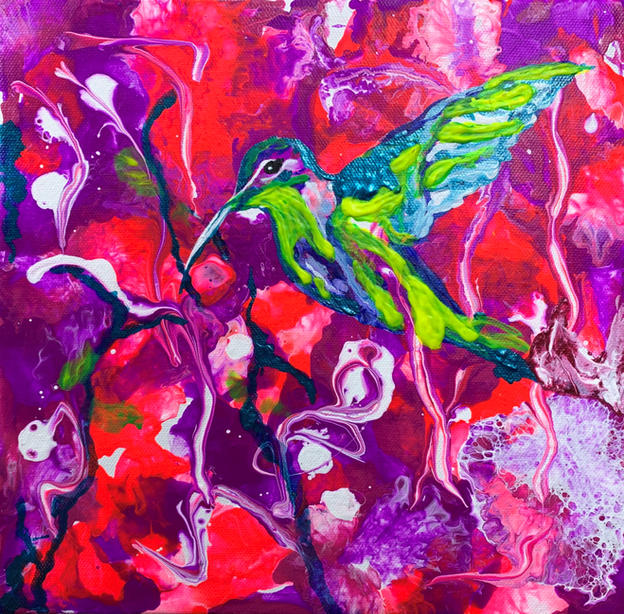 Hummingbird by Joel Chalen