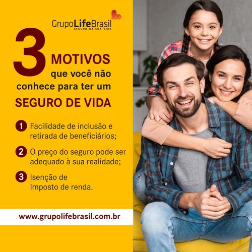 3 Motivos que você não conhece para ter um seguro de vida