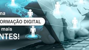 Aposte da transformação digital sem esquecer das pessoas.