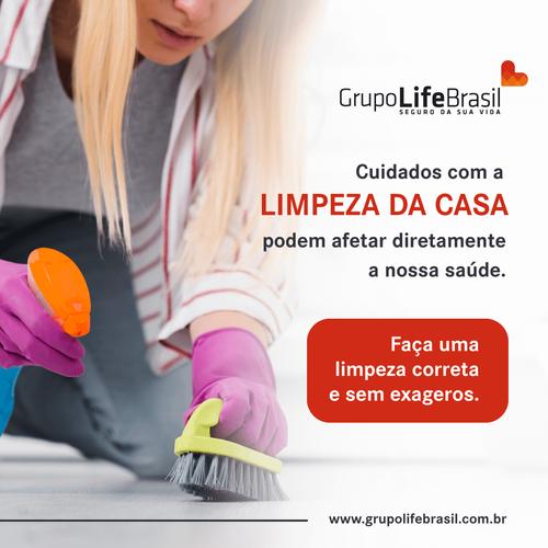 Cuidados com a Limpeza da Casa