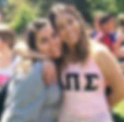 Calla Lily love and Sunshine 🌞_#AlphaPiSigma #Sisterhood #CallaLilies 🌷