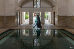 Kashan - Jardin de Fin