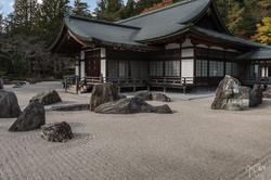Koyasan-Jardin Kongobu-ji