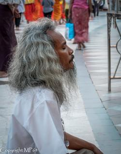 Yangon - Pagode Shwedagon