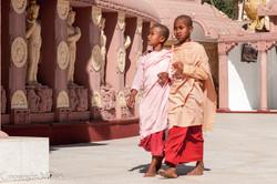 Mandalay - Enfants moine