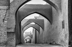 Yazd - Kuche