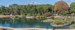 Okayama-Jardin Koraku-en