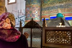 Konya, Rumi's Grav, Turkiet
