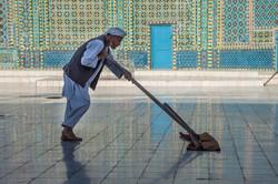 Mezar Sharif , Afghanistan