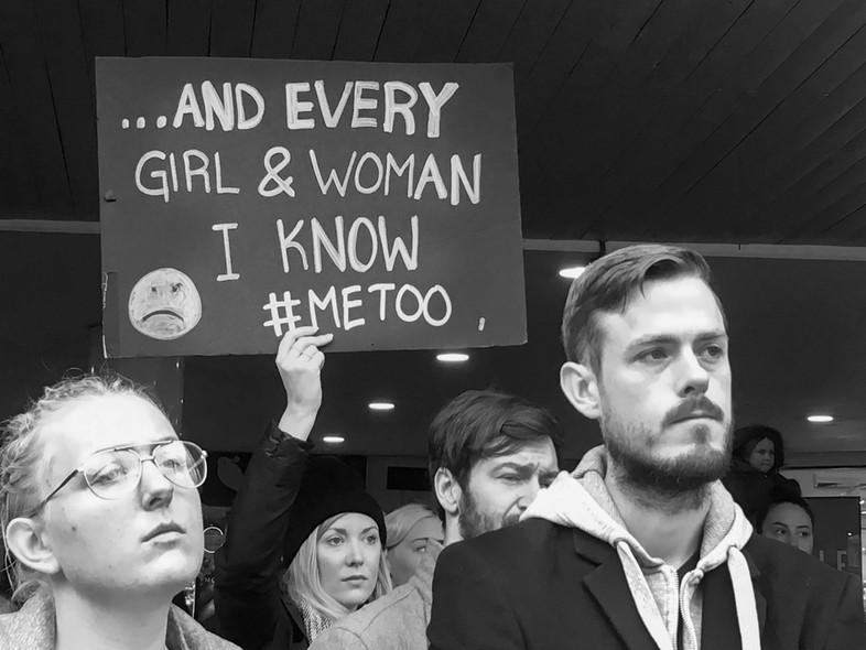 Sverige, #Metoo