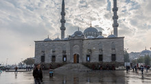 One day in  Istanbul !