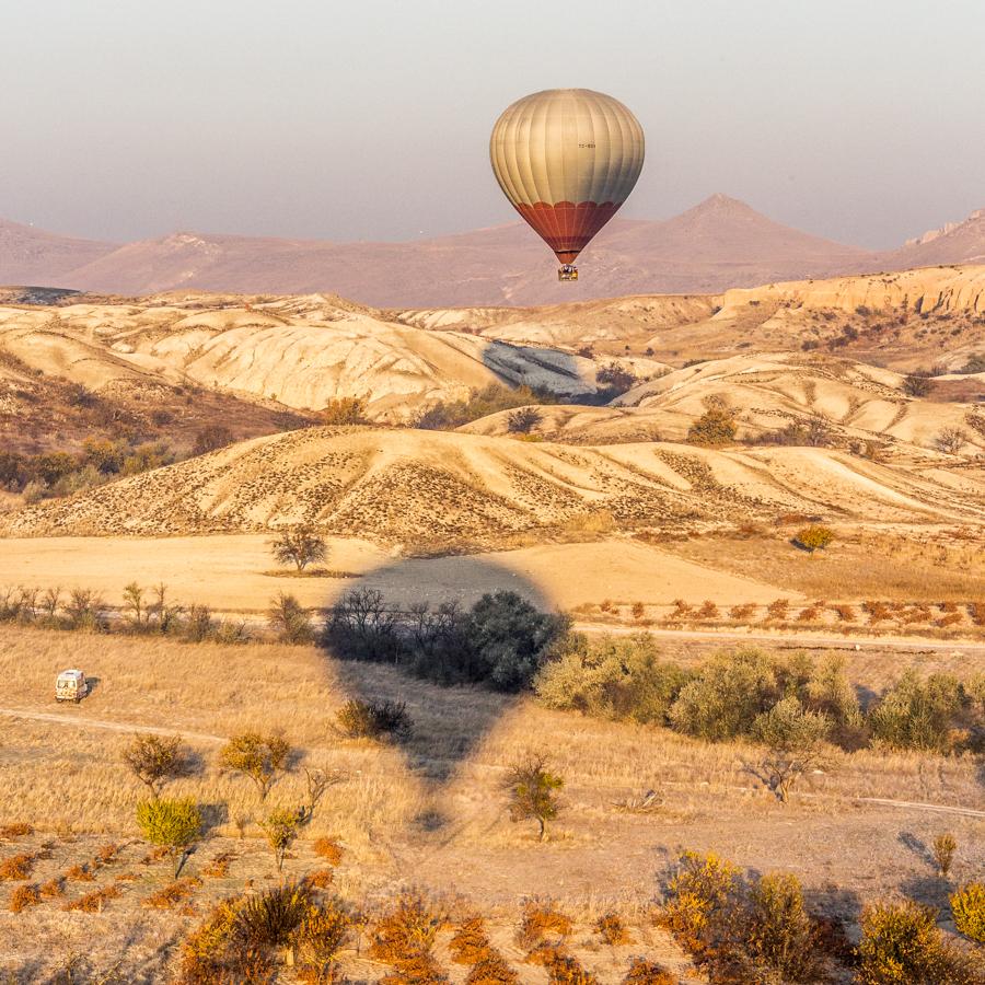 luftbalong , Turkiet