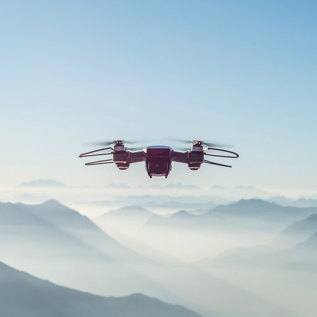 Drones are taking off in healthcare