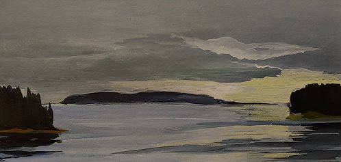 Out Toward Otter Island by Margaret Creighton