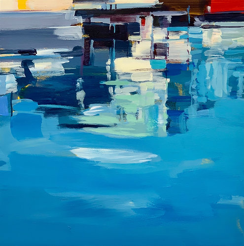 At the Edge.1 by Liz Prescott