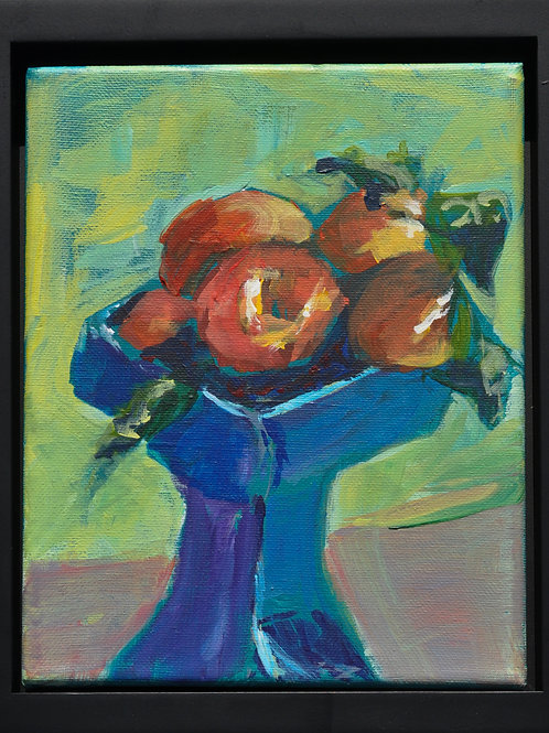 Red Apples by Catherine Bickford