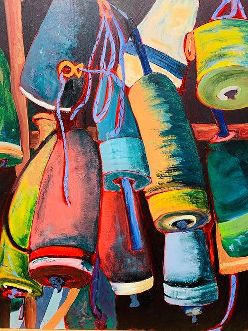 Sea Bells by Janice Siegle