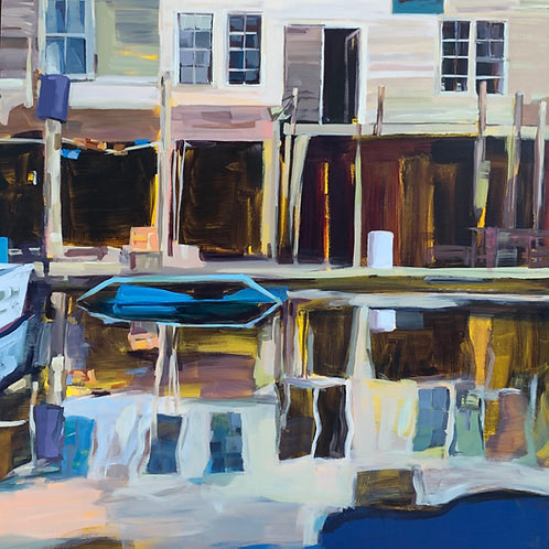Docks.6 by Liz Prescott