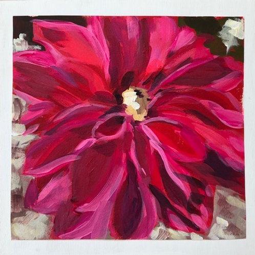 Favorite Dahlia by Sandi Lemmerman
