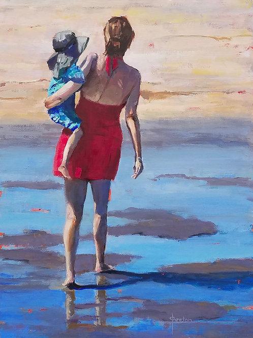Carry Me by Shelley Breton