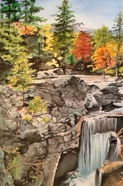 Screw Auger Falls by Patricia Smith