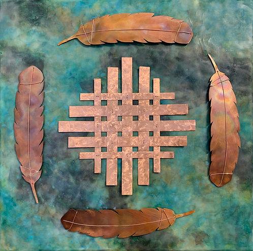 The Four Directions by Ann Rhinehardt