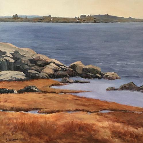 Linekin Bay by Betty Hezelton