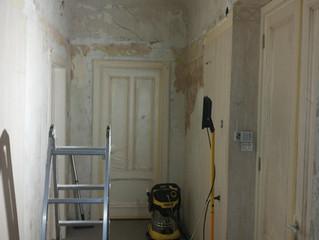 Некоторые особенности ремонта квартир в старых домах.