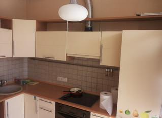 Ремонт кухни.