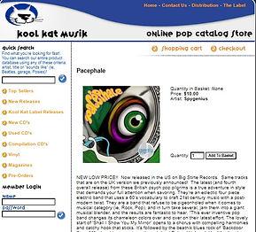 Kool Kat Musik - Pacephale Review