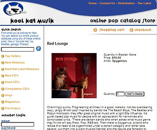 Kool Kat Musik - Red Lounge Review
