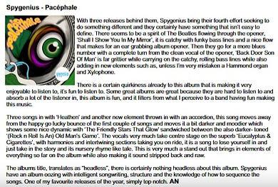 Stencil Mag - Pacephale Review