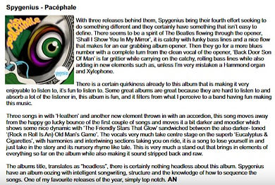 Stencil Mag - Pacephale Review
