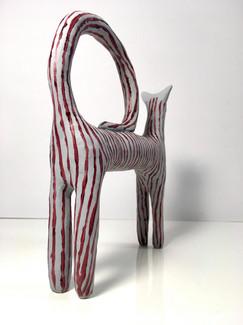 "Kattskulptur ""Miss Li"" (finns i shopen)"