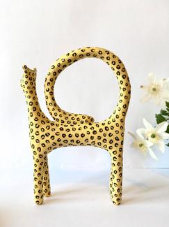 """Kattskulptur """"Cornelius"""" (finns i shopen)"""