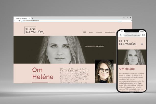 Heléne Holmström