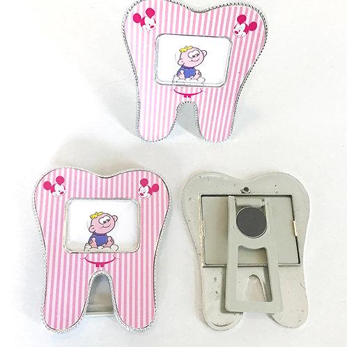 Diş Baskılı Ayaklı Mıknatıslı Magnet 1 Adet