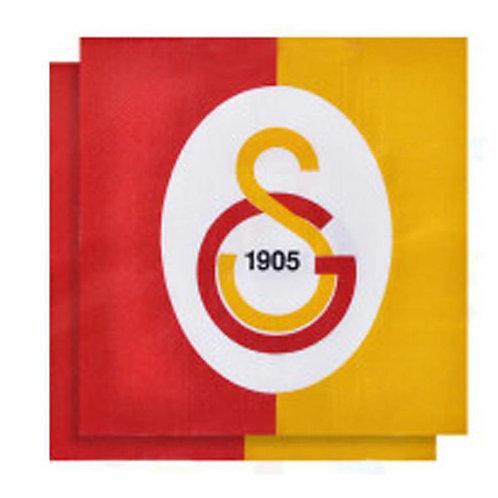 Galatasaray Lisanslı Peçete 20 Adet