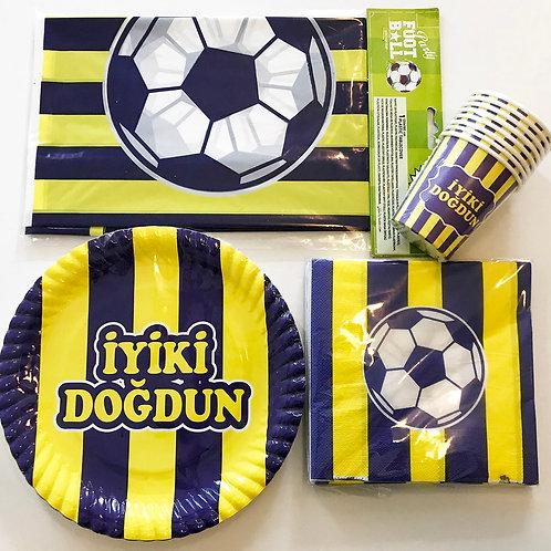 Fenerbahçe 8 Kişilik Sofra Seti