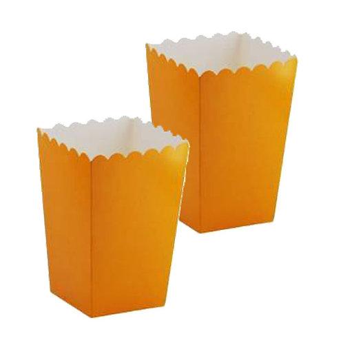 Popcorn Turuncu Mısır Kutusu 10'lu